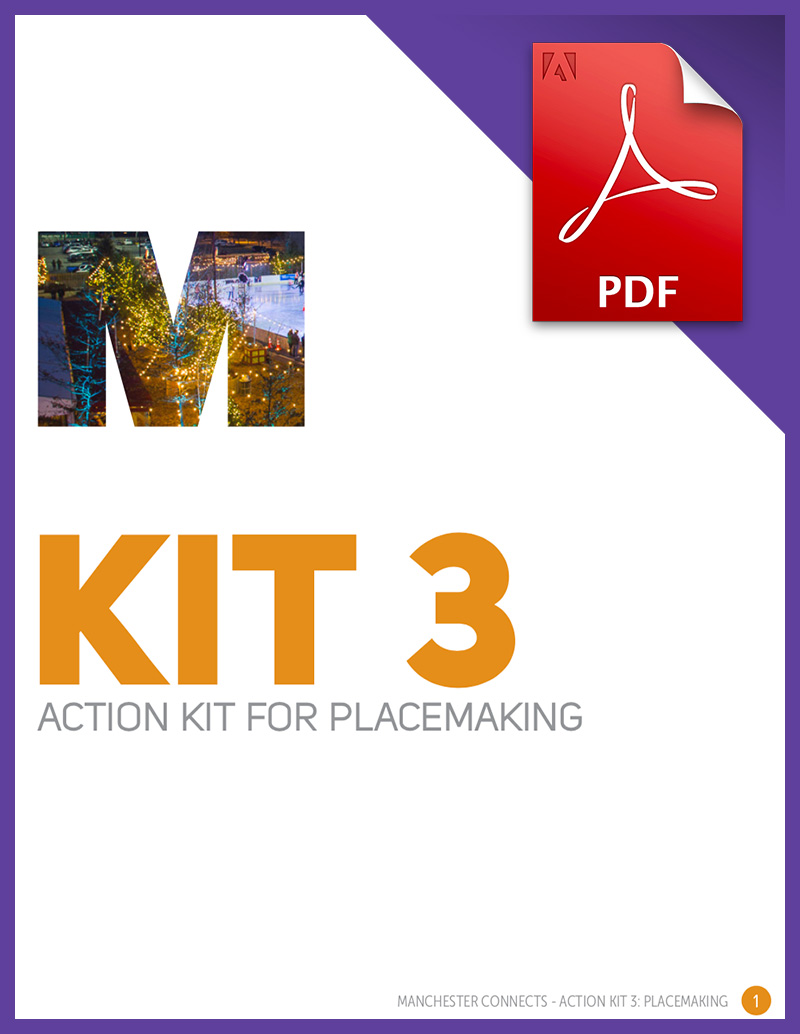 ACTION KIT FOR PLACEMAKING